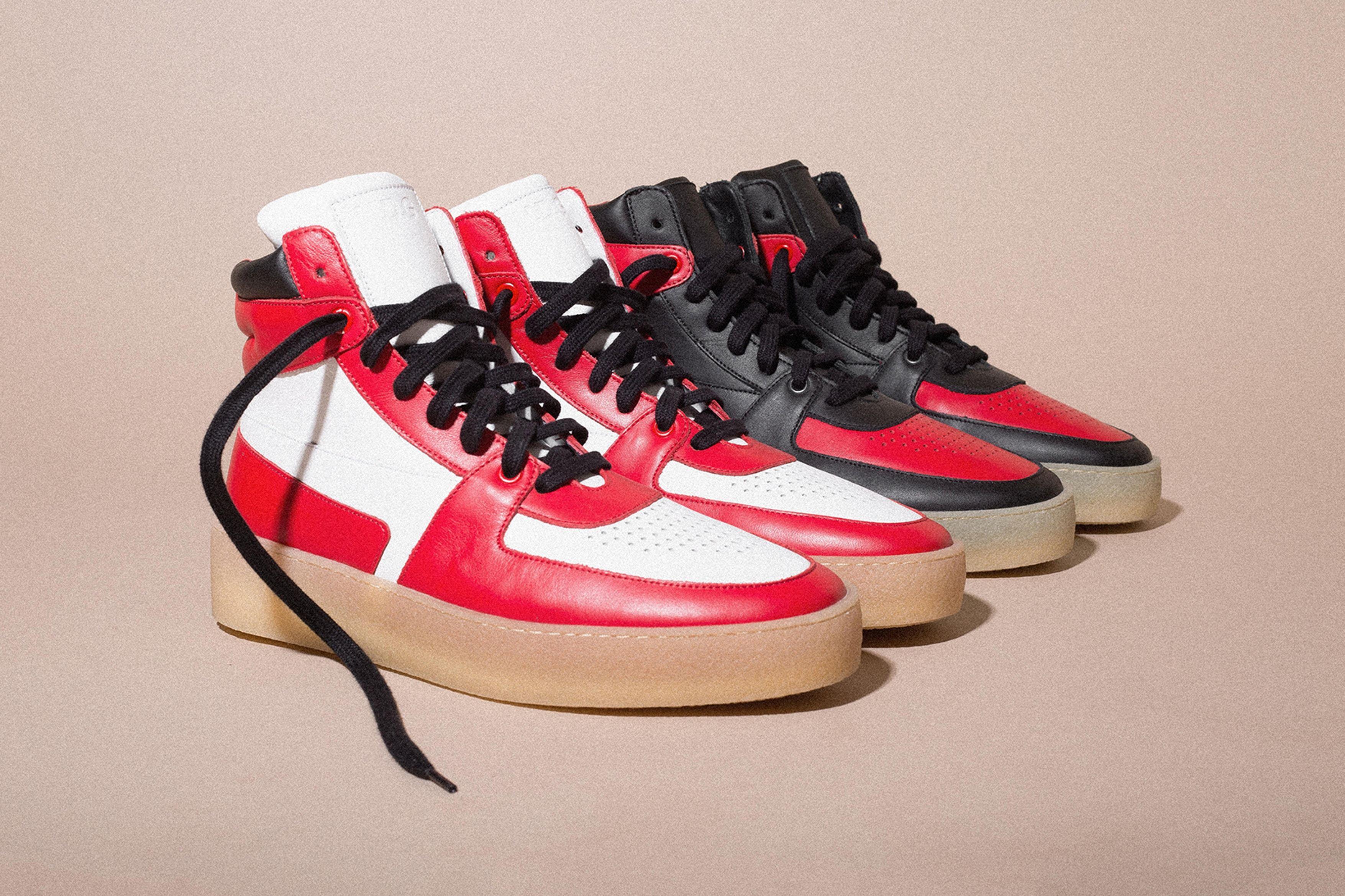 Ndg Studio 1984 Sneaker Gum Sole Pack 1 Sneaker Freaker