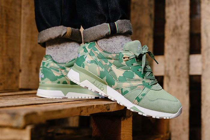 Diadora Bright Camo Pack3