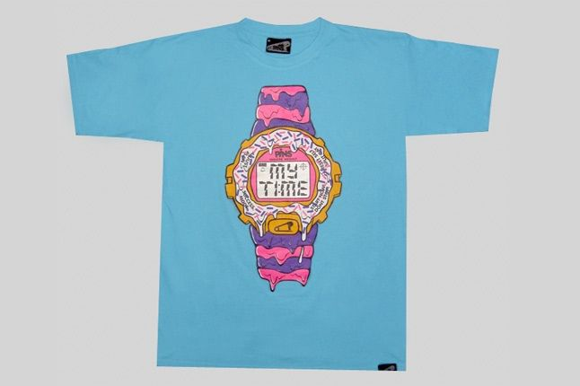 Pins My Time Tee 1