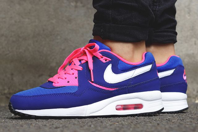 Nike Air Max Light Gs Hyper Cobalt Hyper Pink