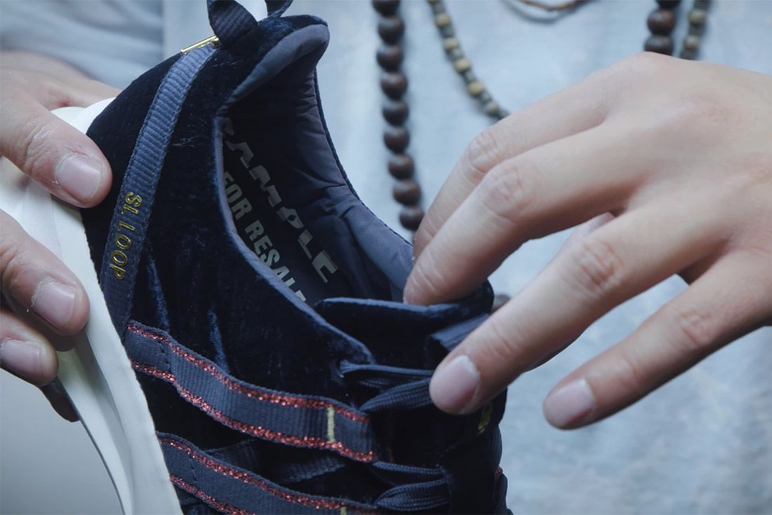 Extra Butter X Adidas Sl Loop Racer Vanguard Collection Grand Budapest Hotel Wes Anderson Sneaker Freaker 2