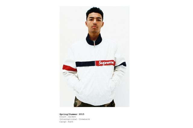 Supreme Spring Summer 2015 Lookbook 11