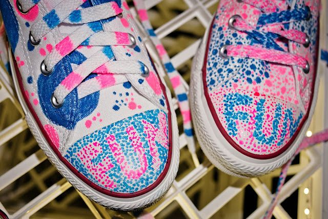 Converse And Warner Music In Their Shoes Charity 3