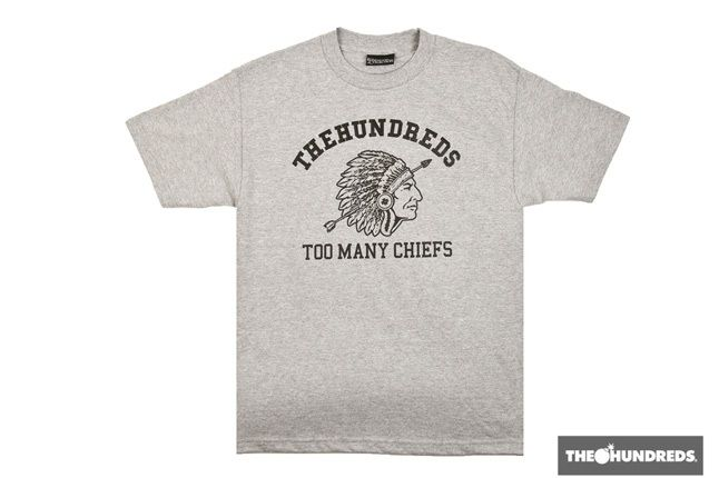 The Hundreds Rosewood Tee 32 1