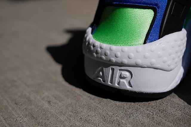 Nike Air Huarache Og Scream Green 2014 Retro 111