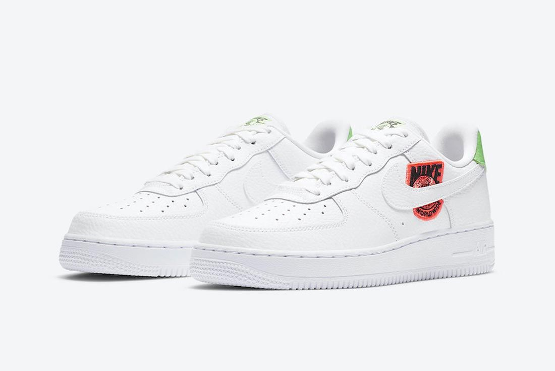 Nike Air Force 1 'Worldwide'