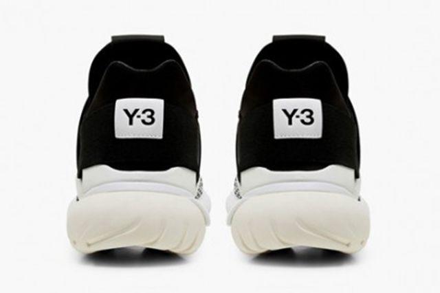 Y3 Qasa Low Black White4