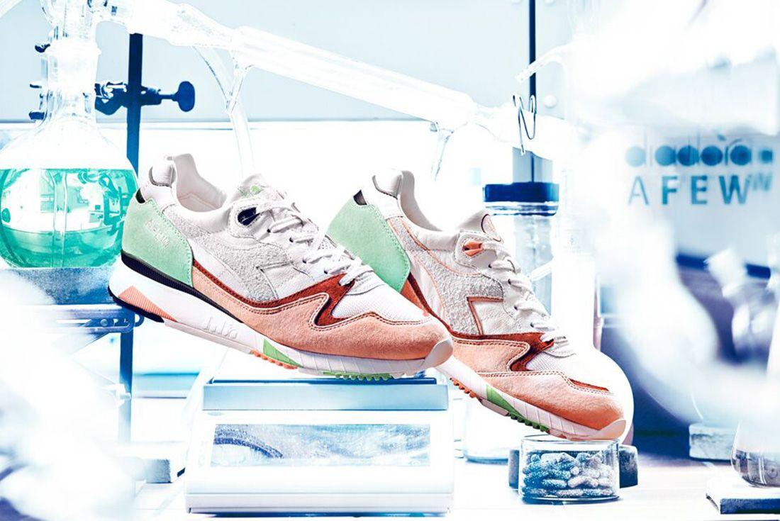 Afew Highly Addictive V7000 Diadora Highlight Reel Sneaker Freaker 2
