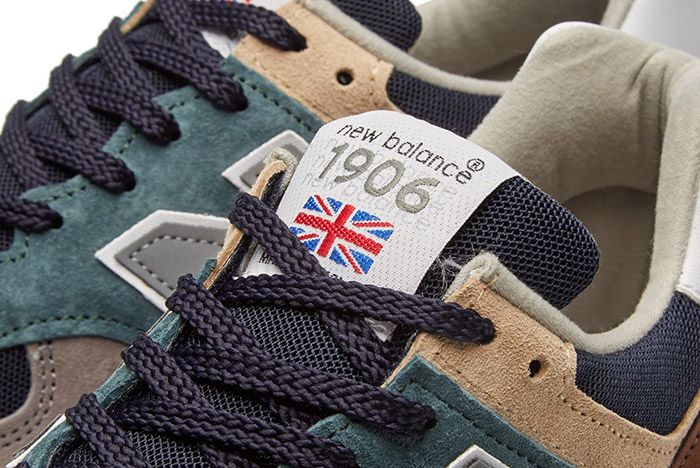 New Balance Made In England Surplus Pack Grey Teal 576 1