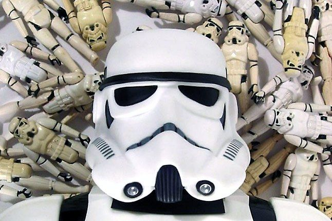 Star Wars Storm Trooper Super Shogun 3 1