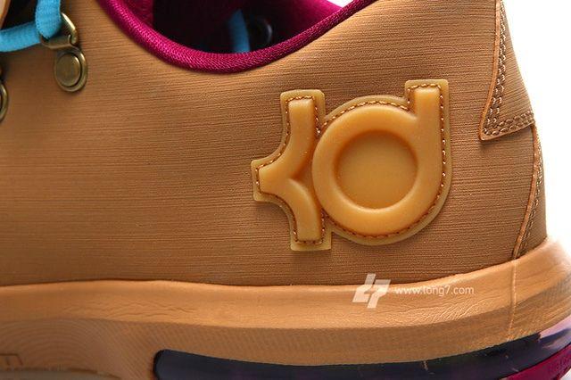 Nike Kd Vi Qs Ext Gum 4