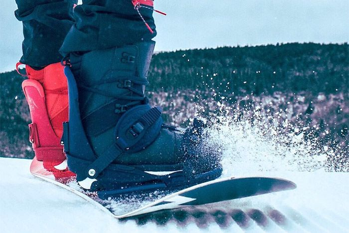 Ronnie Fieg Kith Aspen Snow Boot