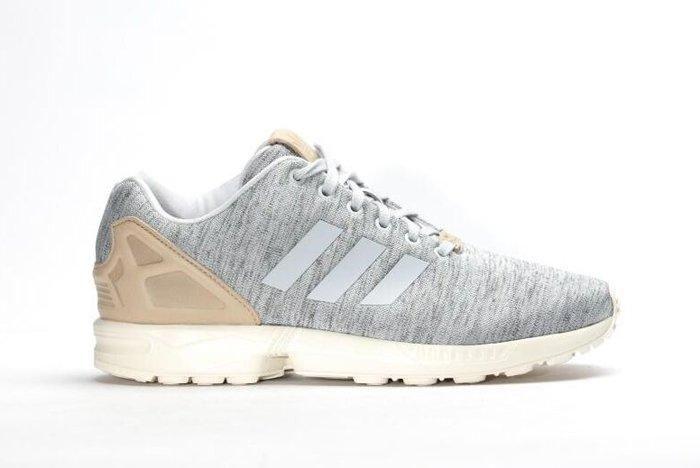 Adidas Zx Flux Solid Grey 7