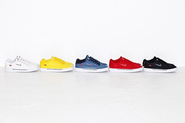 Supreme X Nike Gts 9