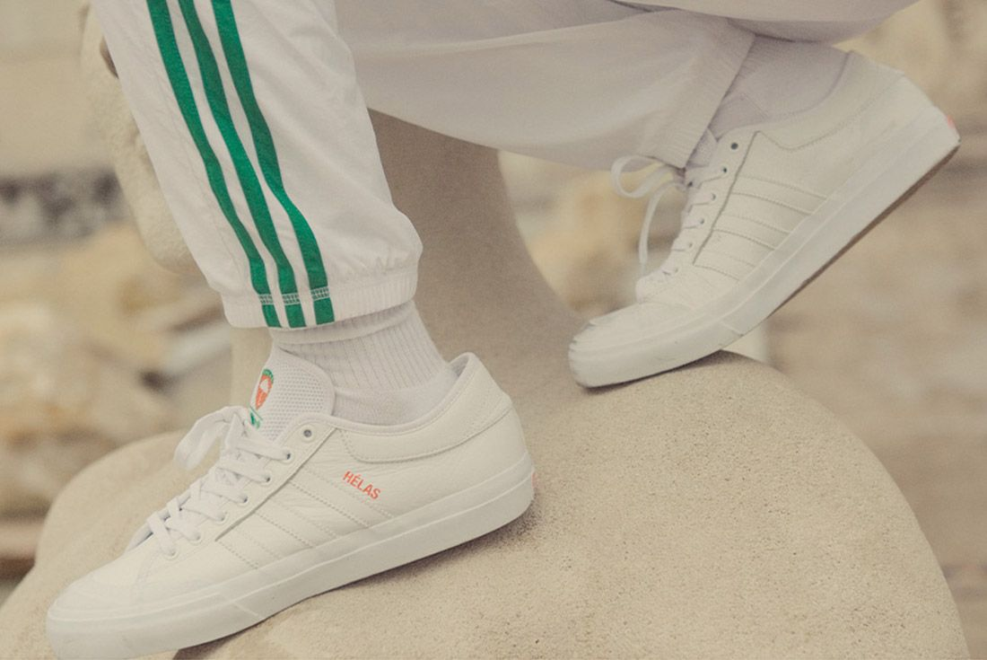 Adidas Matchourt Helas 5