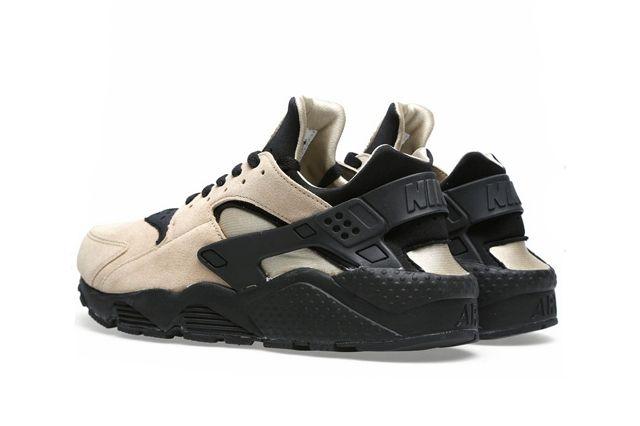 Nike Air Huarache Flint Spin Black Bump 3