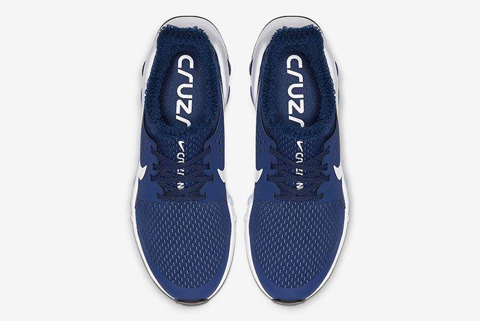 Nike Cruzr One Coastal Blue Cd7307 401 Top
