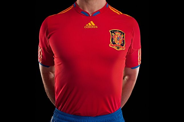 Adidas Spain World Cup Kit 2 1