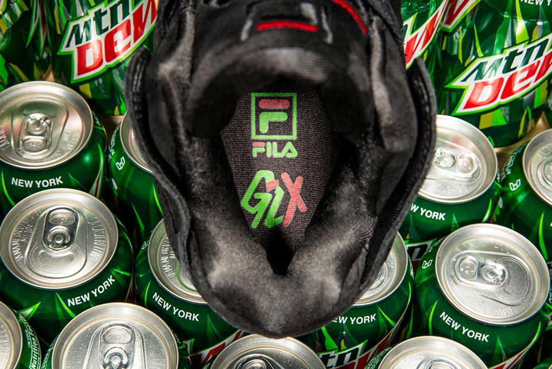 Mountain Dew Glx X Fila M Squad20