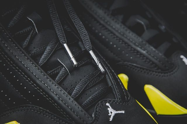 Air Jordan 14 Thunder Bump 6