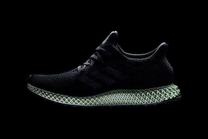 Adidas Futurecraft 4 D 1