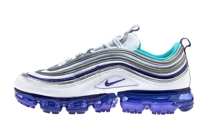 Nike Air Vapormax 97 White Purple 5