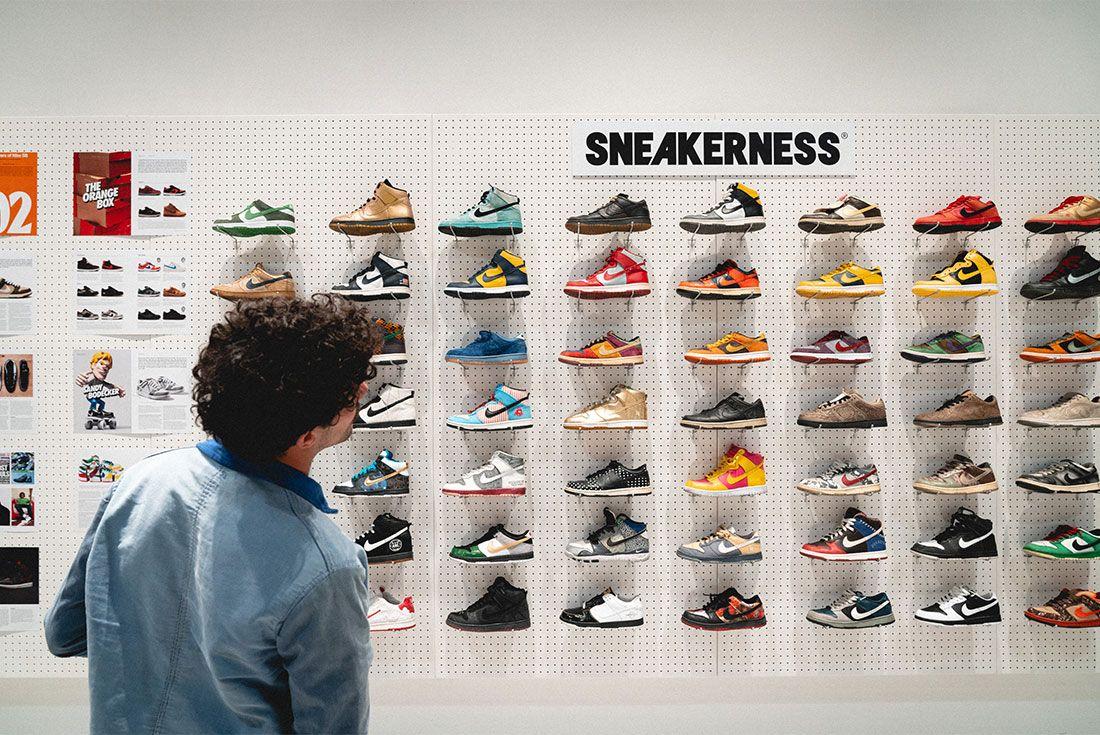 Sneakerness Milan Sneaker Freaker Vendor Tables5