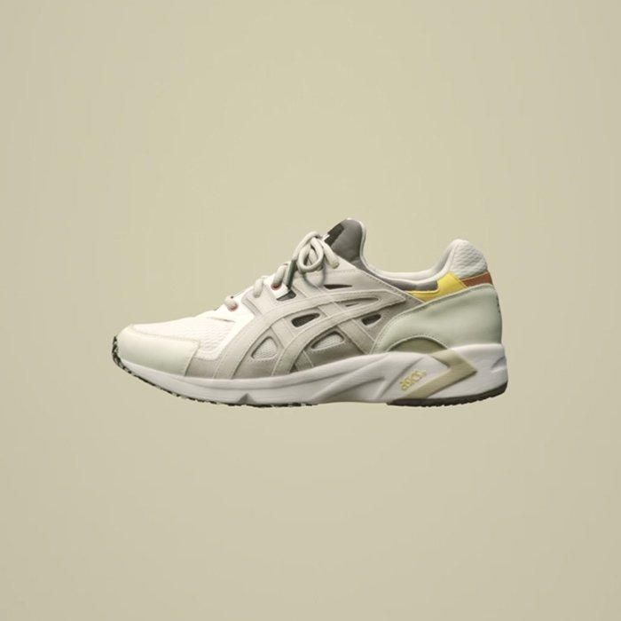 Wood Wood X Asics Gel Ds Trainer Og Beige3
