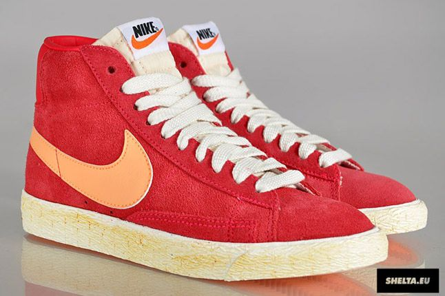 Nike Blazer High Suede Womens 03 1