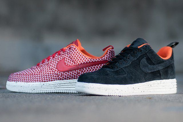 Nike Lunar Force 1 Undefeated Low Holiday 2014 6
