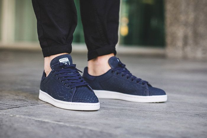 Stan Smith Decon Reptile Navy 1
