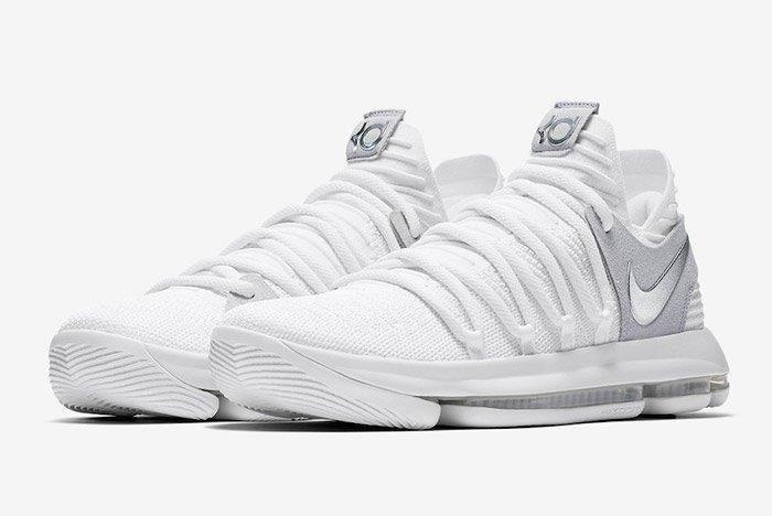 Nike Zoom Kd 10 Pure Platinum 6