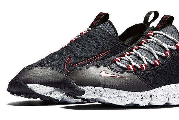 Nike Air Footscape Nm Black Wolf Grey Dark Grey 3