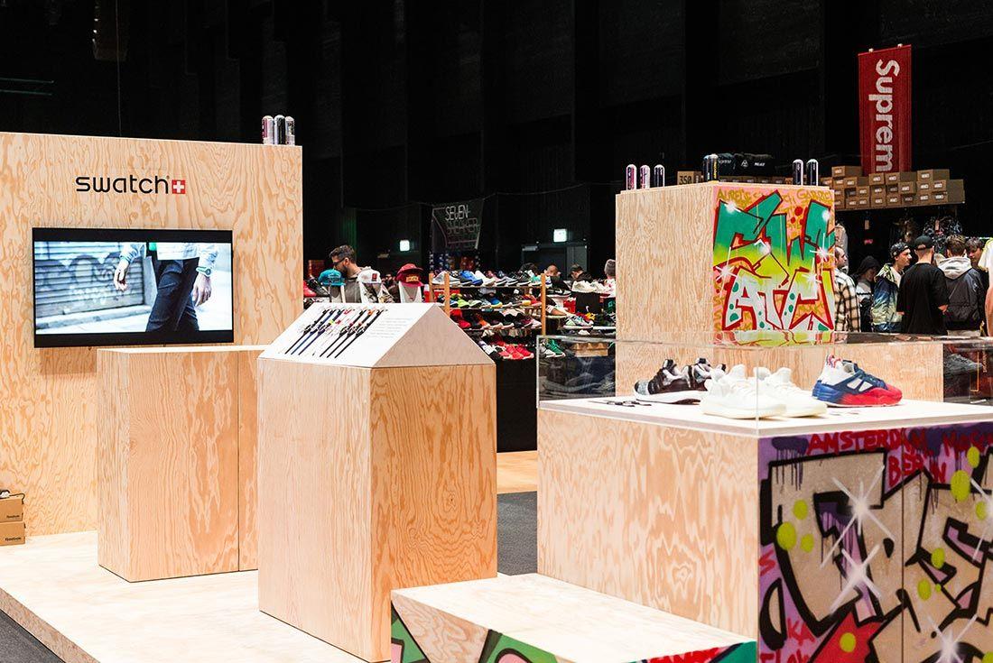 Sneakerness Even Recap Grafiti Exhibition