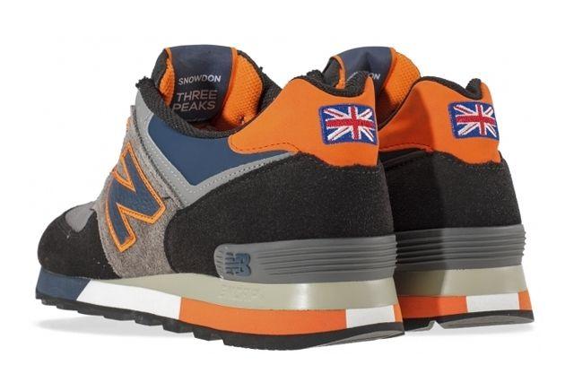 New Balance 576 Three Peaks Orange