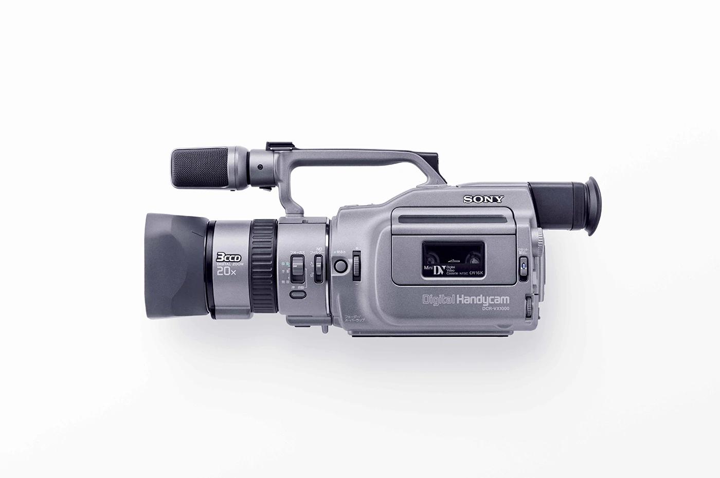 Sony DCR-VX1000 1995