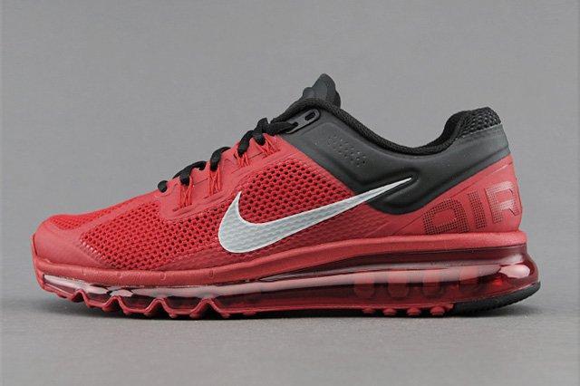 Nike Am2013 Gym Red Profile