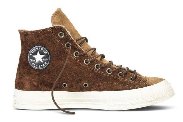 Converse All Star Chuck 70 Missoni Zip Suede
