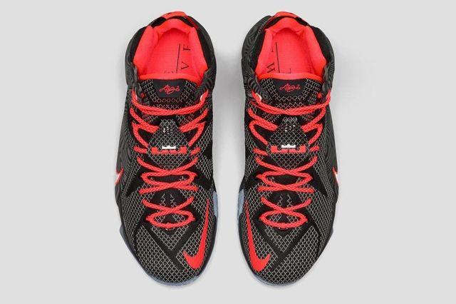 Nike Lebron 12 Court Vision 1