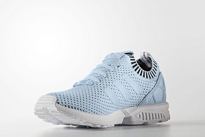 adidas zx flux baby blue