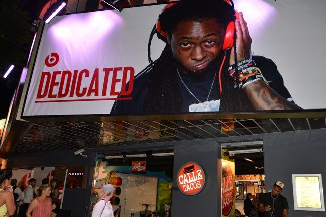 Lil Wayne Billboard 1