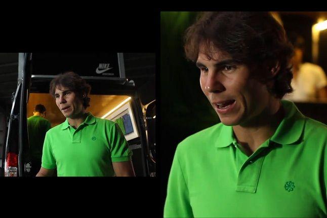 Rafael Nadal Polo Nike 3 1
