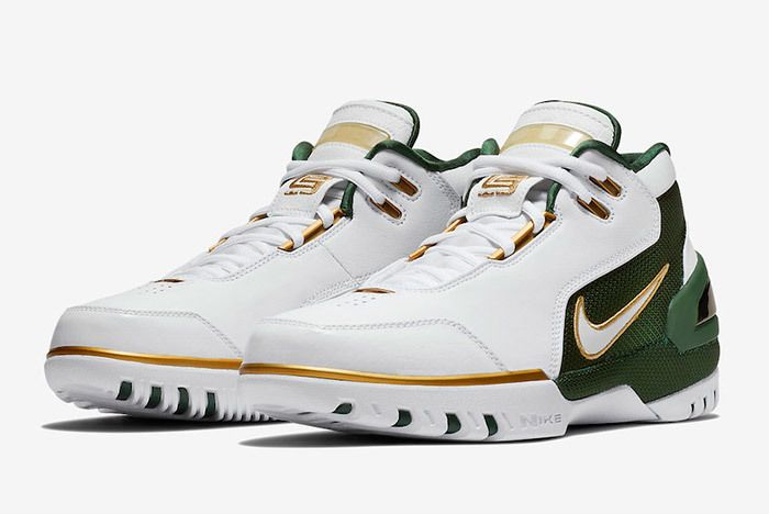 Nike Air Zoom Generation Le Bron Svsm Ao2367 100 15