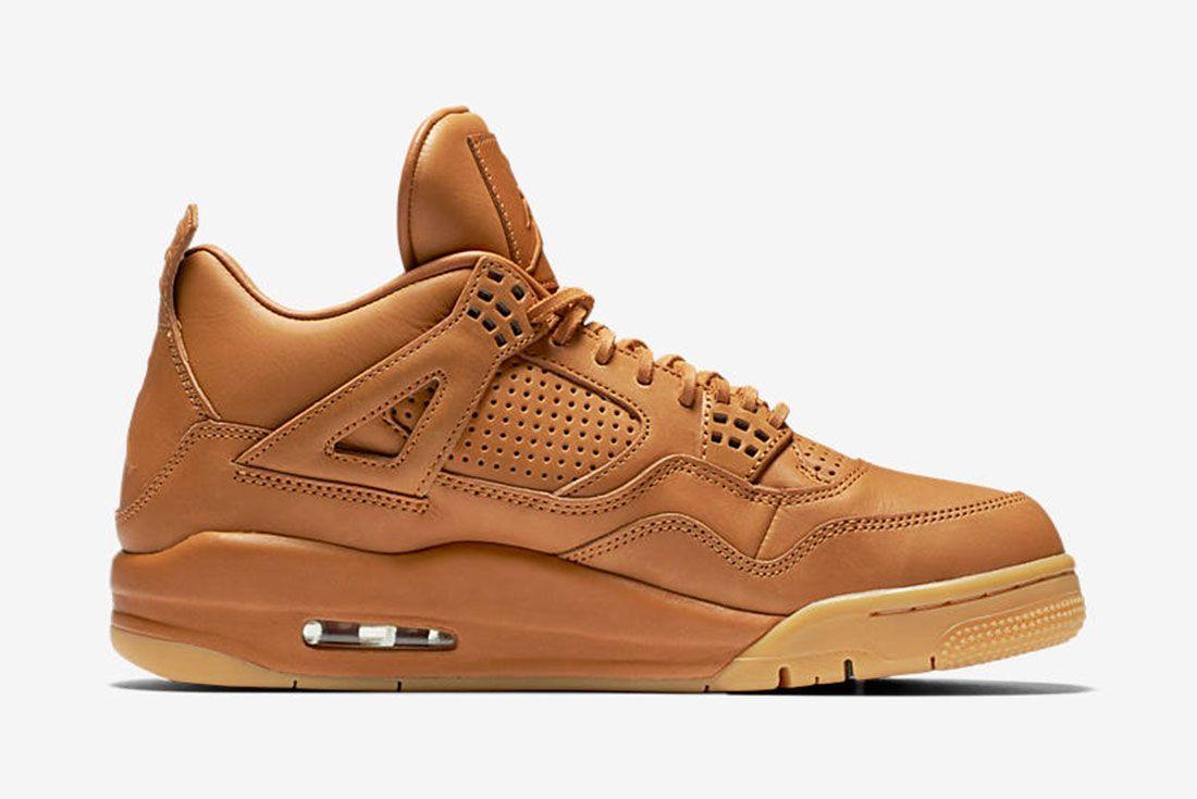 Air Jordan 4 Ginger 2