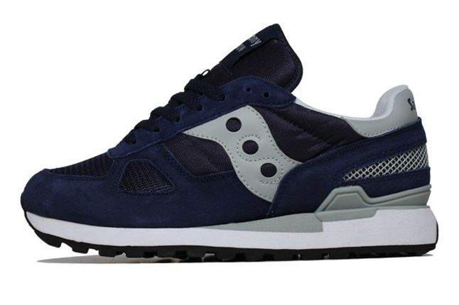 Saucony Shadow Original Side Profile Blue 1