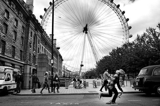 Emerica Wits London London Eye 1
