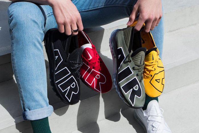 Nike Air Max Flair European Exclusive Colourways