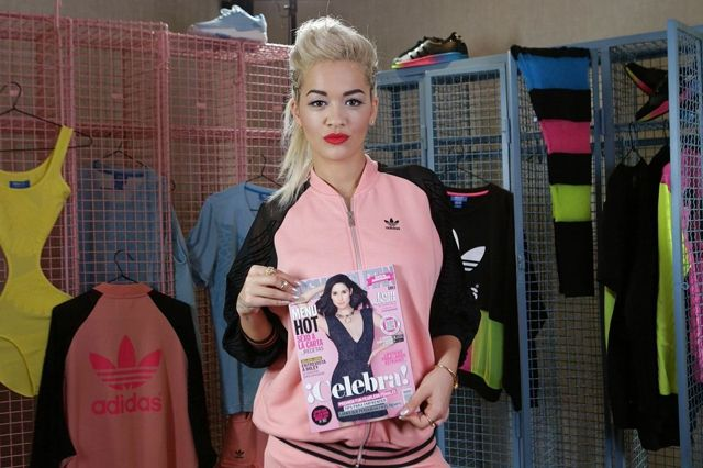 Adidas Originals Rita Ora Launch 4