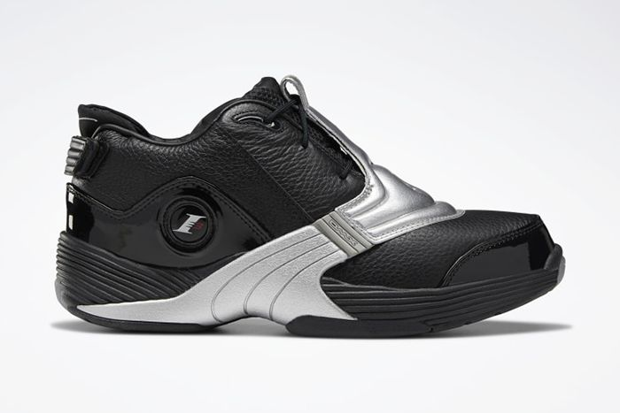 Reebok Answer V Black Matte Silver Dv6960 Release Date Lateral