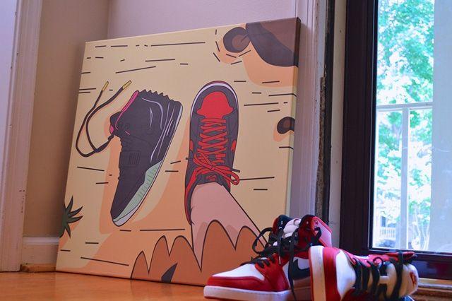 Deadstock Va Sneaker Art 2